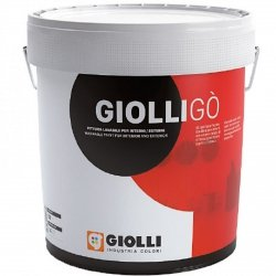 GIOLLIGO EXTRA - 5L  (biała farba winylowo-akrylowa - do wnętrz z możliwością barwienia)