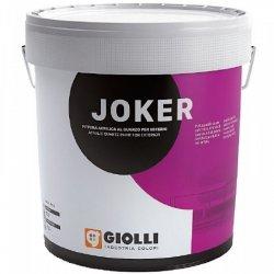 JOKER LISCIO - 4L (doskonała, kwarcowa farba fasadowa o wysokiej trwałości)
