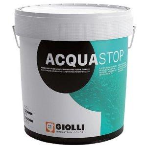 ACQUASTOP PEDONABILE - 14L (hydroizolacyjna, elastomerowa powłoka wewnętrzno/ zewnętrzna do uszczelniania tarasów, dachów itp.)