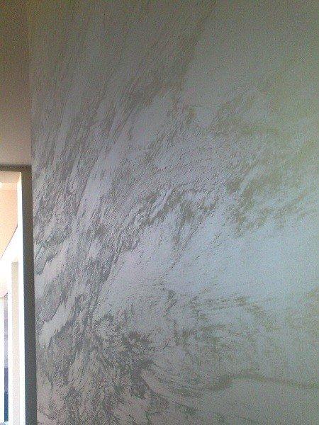 ANTICO RIFLESSO SABBIATO ARGENTO - 2,5L  (dekoracyjna, srebrna farba metalizowana - z piaskiem kwarcowym)