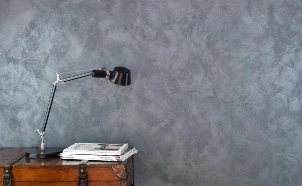 ANTICO RIFLESSO SABBIATO ARGENTO - 2,5L  (dekoracyjna, srebrna farba metalizowana - z piaskiem kwarcowym - 121 kolorów)
