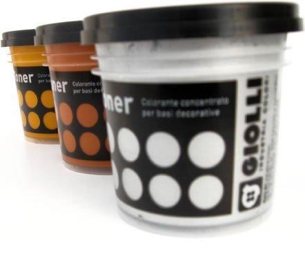 TONER X DECORATIVI 0,25L (pigment) NR 520
