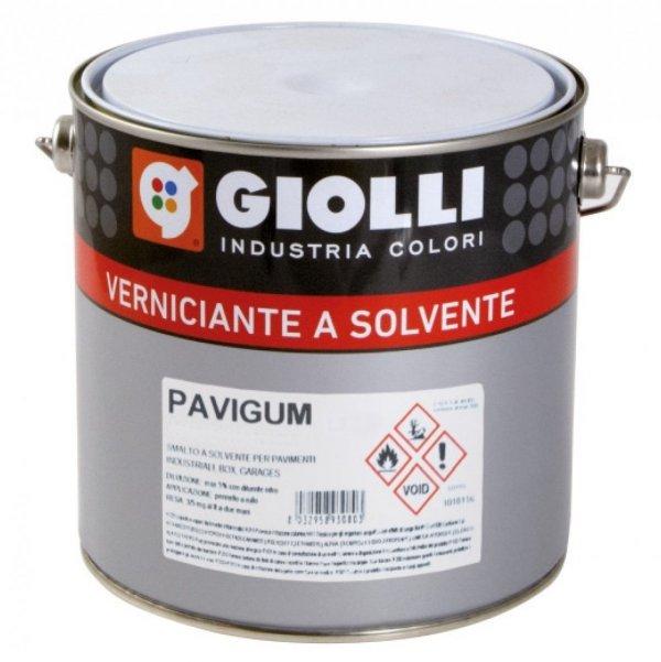 PAVIGUM - 15L (hydroizolacyjna, wodoodporna farba na bazie żywic alkidowo-chlorokauczukowych do malowania tarasów, balkonów, podłóg garaży itp.)