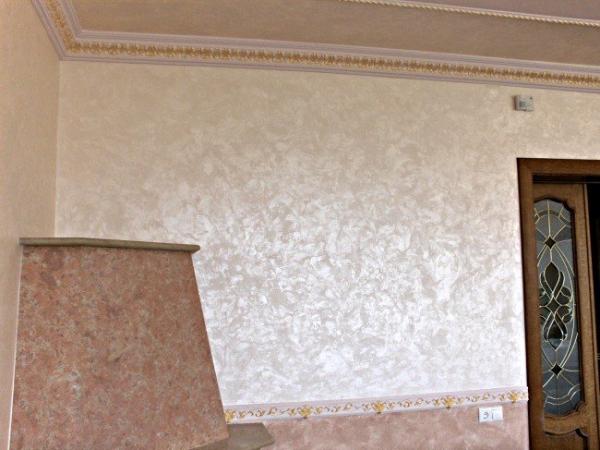 SENSAZIONI ORO - 0,75L  (dekoracyjna farba perłowa - złota)