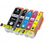 TUSZ ZAMIENNIK ORINK EPSON T3364 YELLOW 33XL [16ml] [XL]