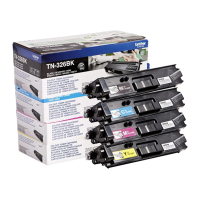 TONER ZAMIENNIK ORINK BROTHER TN-326 [3.5K] YELLOW