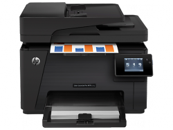HP LaserJet Color M177fw WiFi w SUPER CENIE !