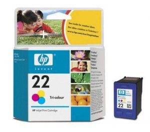 TUSZ ZAMIENNIK HP 22 COLOR [15ml] [XL]