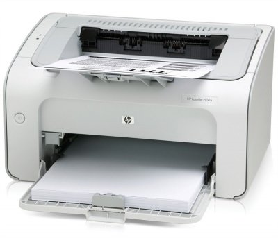 HP LaserJet P1005 HIT !