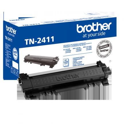 TONER ZAMIENNIK BROTHER TN-2411 [1.2K] BK