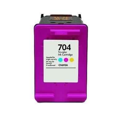 TUSZ ZAMIENNIK HP 704 CN693AE COLOR [15ml] [XL]