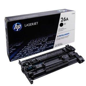 TONERZAMIENNIK HP LASERJET PRO M402 M426 26A [3K] BK