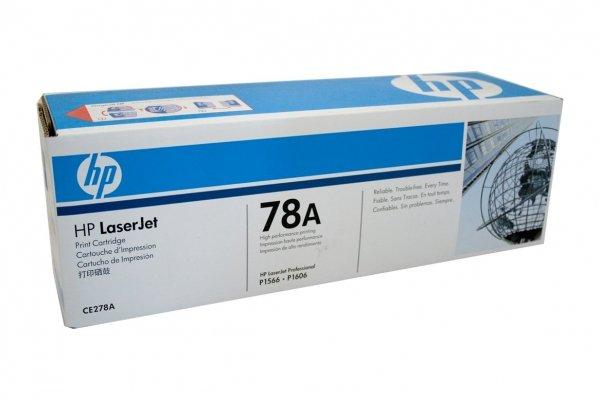TONER ZAMIENNIK ORINK HP LJ P1566 (CE278A) [1.6K] BK