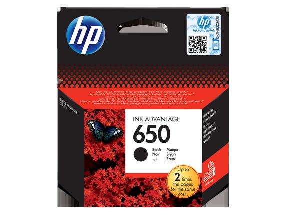 TUSZ ZAMIENNIK ORINK HP 650 BLACK [18ml] [XL]