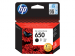 TUSZ ZAMIENNIK HP 650 BLACK [18ml] [XL]