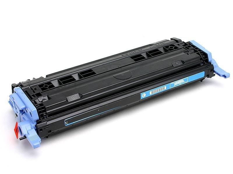 TONER ZAMIENNIK HP 1600/2600 124A [2K] CYAN