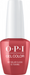 OPI Żel My Solar Clock is Ticking GCP38 15ml - lakier do paznokci