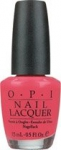 OPI Charged Up Cherry B35 15ml - lakier do paznokci
