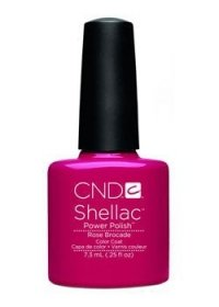 CND SHELLAC ROSE BROCADE - 7,3 ml