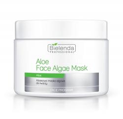 Bielenda Aloesowa maska algowa do twarzy - 190 g