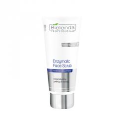 Bielenda Aqua-Porin 2w1 Enzymatyczny peeling drobnoziarnisty do twarzy z papainą i biomelainą - 150 ml