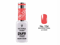 Victoria Vynn Pure Color - No.124 Shocking Coral 8 ml
