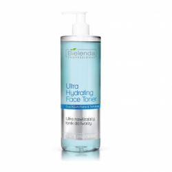 Bielenda Aqua-Porin Ultra nawilżający tonik do twarzy - 500 ml