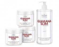 Farmona Guarana Slim - Pakiet - Zabieg  Antycellulitowo-orzeźwiający