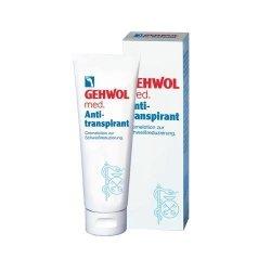 Gehwol med Antitranspirant - Lotion antyperspiracyjny do stóp - 125ml