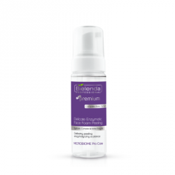 Bielenda Microbiome Pro Care Delikatny peeling enzymatyczny w piance 160ml