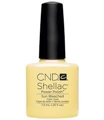CND Shellac Sun Bleached - 7,3 ml