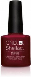 CND Shellac Oxblood - 7,3 ml
