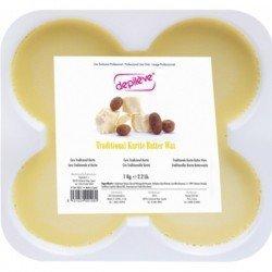 Depileve Wosk tradycyjny masło karite 1kg