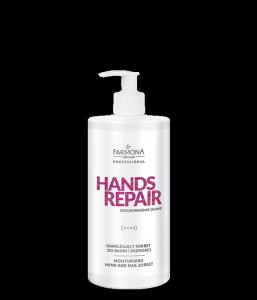 Farmona Hands Repair - Nawilżający sorbet do dłoni i paznokci - 500ml