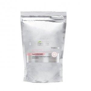 Bielenda - Odświeżająca maska algowo-żelowa Kwiat jabłoni  - uzupełnienie 190 g