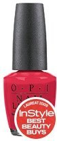 OPI Big Apple Red N25 15ml - lakier do paznokci