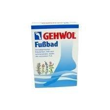 Gehwol - Sól lawendowa do kąpieli stóp - 10 x 20 g