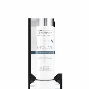 Bielenda X-Foliate Clear Skin Tonik kwasowy do skóry trądzikowej 200ml