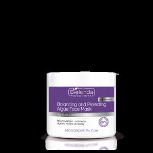 Bielenda Microbiome Pro Care Równoważąco-ochronna algowa maska do twarz 160g