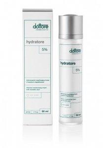 Dottore Cosmeceutici Hydratore  Intensywnie nawilżający krem z 5% kwasem migdałowy  50ml