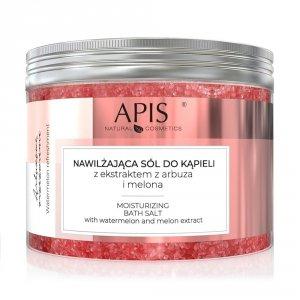 Apis Sól do kąpieli nawilżająca z ekstraktem z arbuza i melona 650g