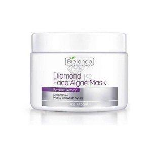 Bielenda Diamentowa maska algowa do twarzy - 190 g