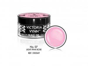 Victoria Vynn Build Gel - Light Pink Rose  No.07 15 ml