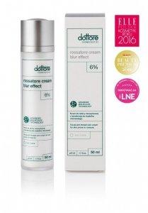 Dottore Cosmeceutici Rossatore cream blur effect Krem dla skóry naczyniowej z tendencją do trądzika różowatego 50ml