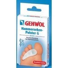 Gehwol - Poduszka przeciwuciskowa na palce młotkowate - lewa - 2 szt. 315 251 600