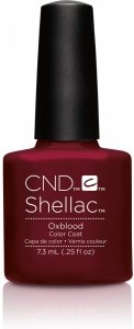 CND Shellac Oxblood - 7,3 ml