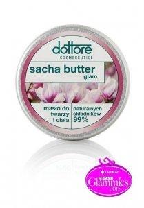 Dottore Cosmeceutici Sacha butter glam - masło do twarzy i ciała 50 ml
