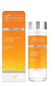 Bielenda Professional SupremeLAB Energy Boost Tonik energetyzujący z witaminą C 200 ml
