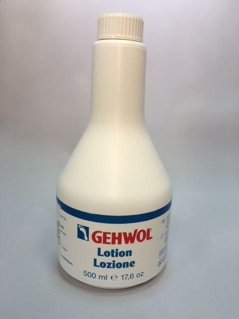 Gehwol Hornhauterweicher - Płyn do zmiękczania zrogowaciałego naskórka  - 500ml