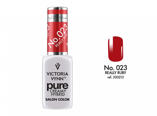 Victoria Vynn Pure Color - No.023 Really Ruby 8 ml